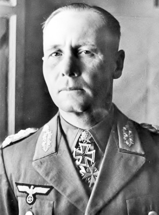 photo of Rommel